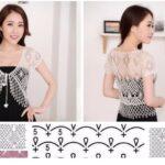 Patrones de chalecos de mujer tejidos a crochet