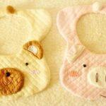moldes de baberos para bebe originales