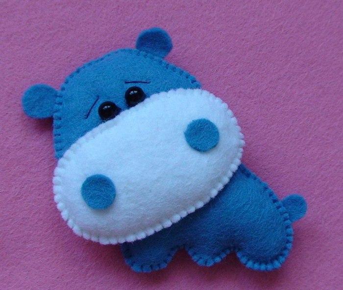 moldes de hipopotamo de fieltro04