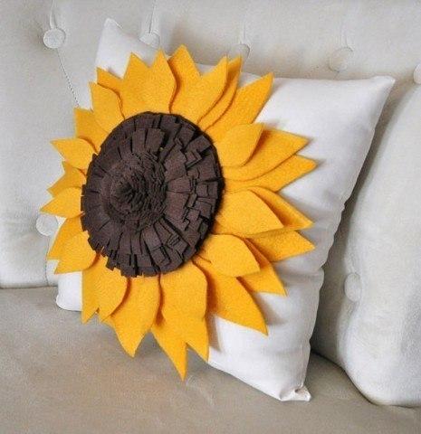 Cojines decorativos con flores05