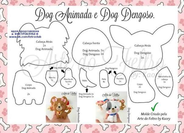 patrones para hacer perros de fieltro03