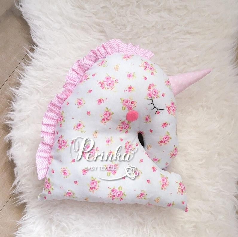 Molde para hacer almohadas de unicornio