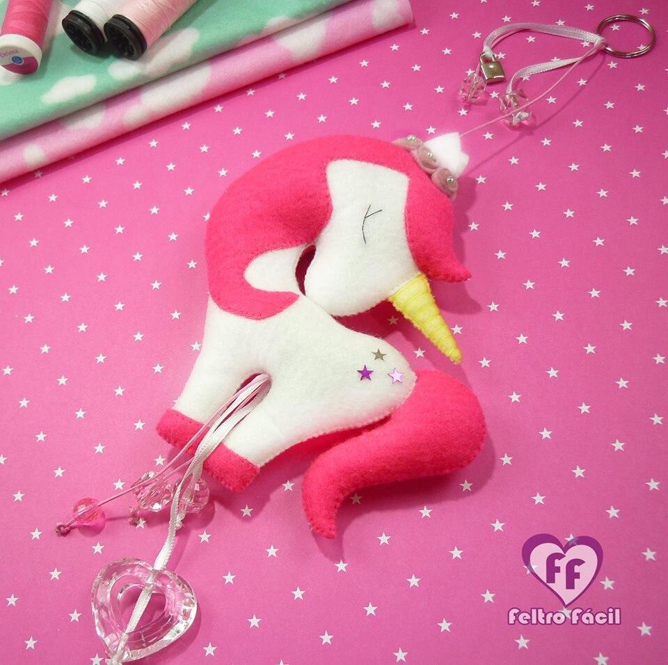 patrones para hacer unicornios