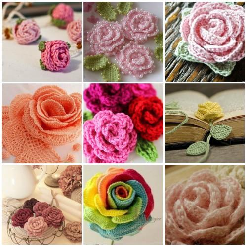 molde rosas tejidas en crochet esqemas10