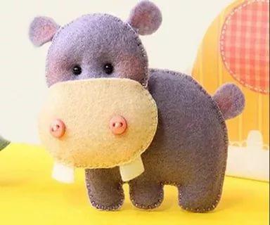 hipopotamo en fieltro03