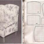 patrones para hacer un sillon para muñecas