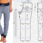 patrones para hacer pantalones deportivos para mujer